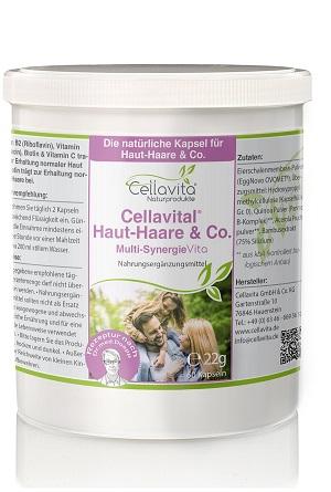 Cellavital Haut-Haare & Co.