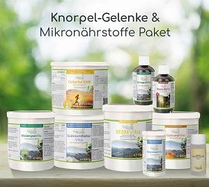 Knorpel-Gelenke & Mikronährstoffe Paket