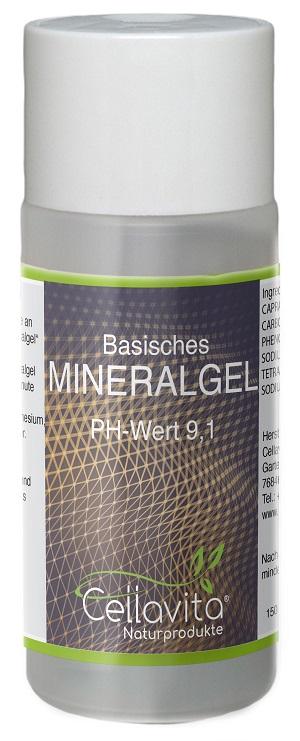 Basisches Mineralgel