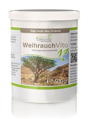 Weihrauch (Boswellia papyrifera)
