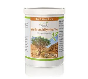 Weihrauch-Myrrhe Vita
