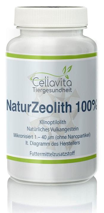 CellaVet Zeolith – für Hunde & Katzen