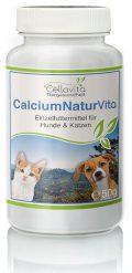CalciumNaturVita – für Hunde & Katzen