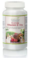 Acerola Vitamin C – für Hunde & Katzen
