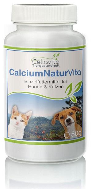 CellaVet Calcium Natur – für Hunde & Katze
