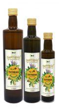 Saatengold-Bio-Feinschmecker-Öle Thymian
