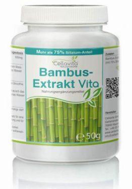 Bambus-Extrakt Vita