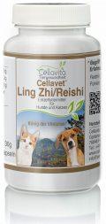 CellaVet Ling Zhi / Reishi – für Hunde & Katzen