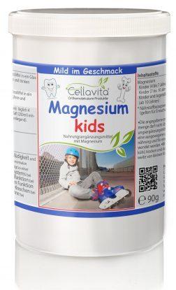 Magnesium kids für Kinder