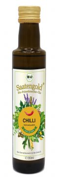 Saatengold-Bio-Feinschmecker-Öle Chili
