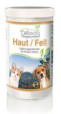 Cellavita Tiergesundheit Haut / Fell für Hunde & Katzen