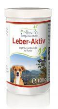 Cellavita Tiergesundheit Leber – Aktiv für Hunde