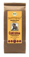 'Mehlfreibrot' Curcuma Bio Brotbackmischung