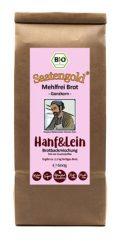 'Mehlfreibrot' Hafer & Lein Bio Brotbackmischung