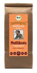 'Mehlfreibrot' Multikorn Bio Brotbackmischung