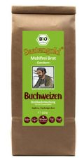 'Mehlfreibrot' Buchweizen Bio Brotbackmischung