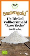 SAATENGOLD® Ur-Dinkel-Vollkornmehl (Bio)