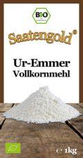 SAATENGOLD® Emmer Vollkornmehl (Bio)